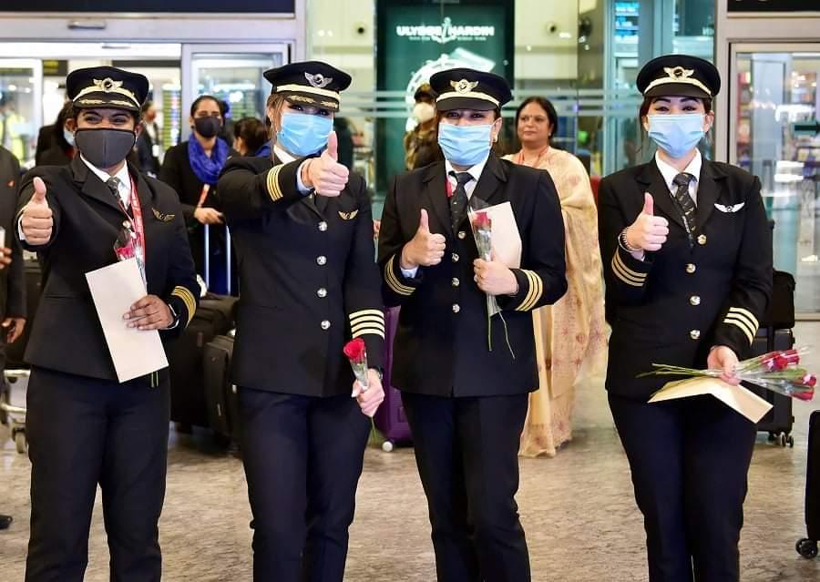 Vuelo comercial más largo de Air India