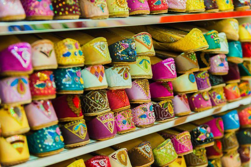 Bazares típicos de Jaipur
