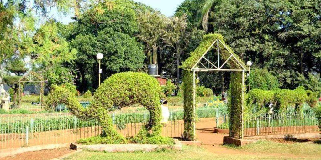 Hanging Gardens de Mumbai