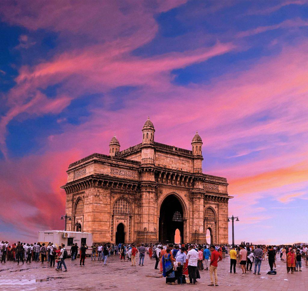 Qué ver en The Gateway of India