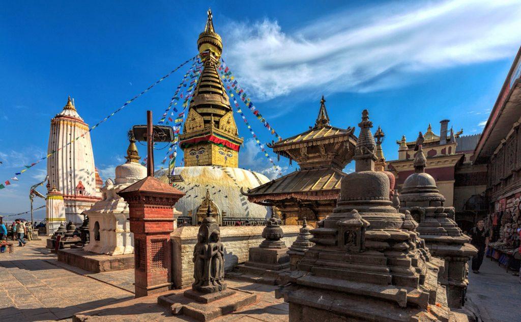 Qué ver en Swayambhunath