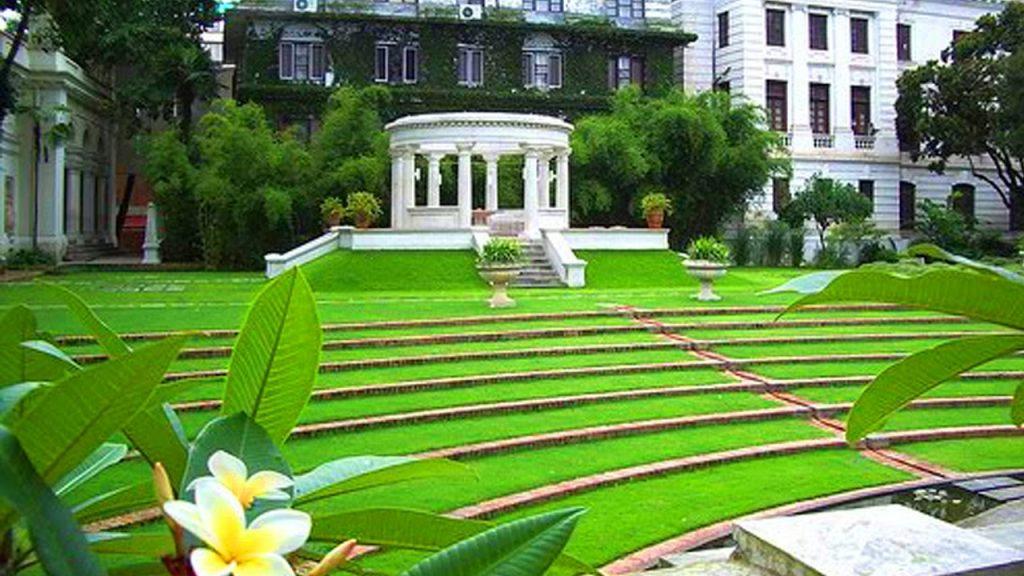 Jardines de Katmandú