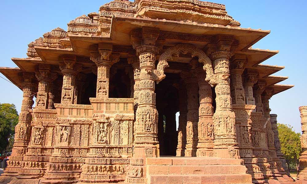 Que ver en Modhera Sun Temple