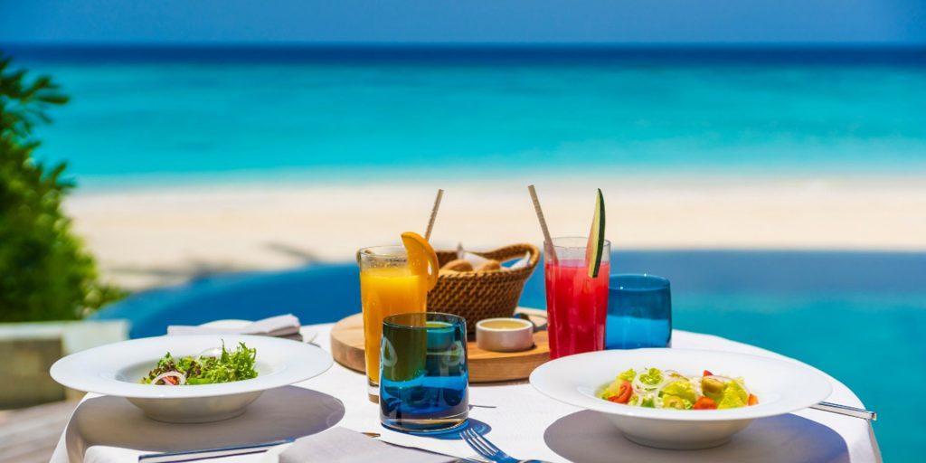 Disfrutar de Navidad en Maldivas