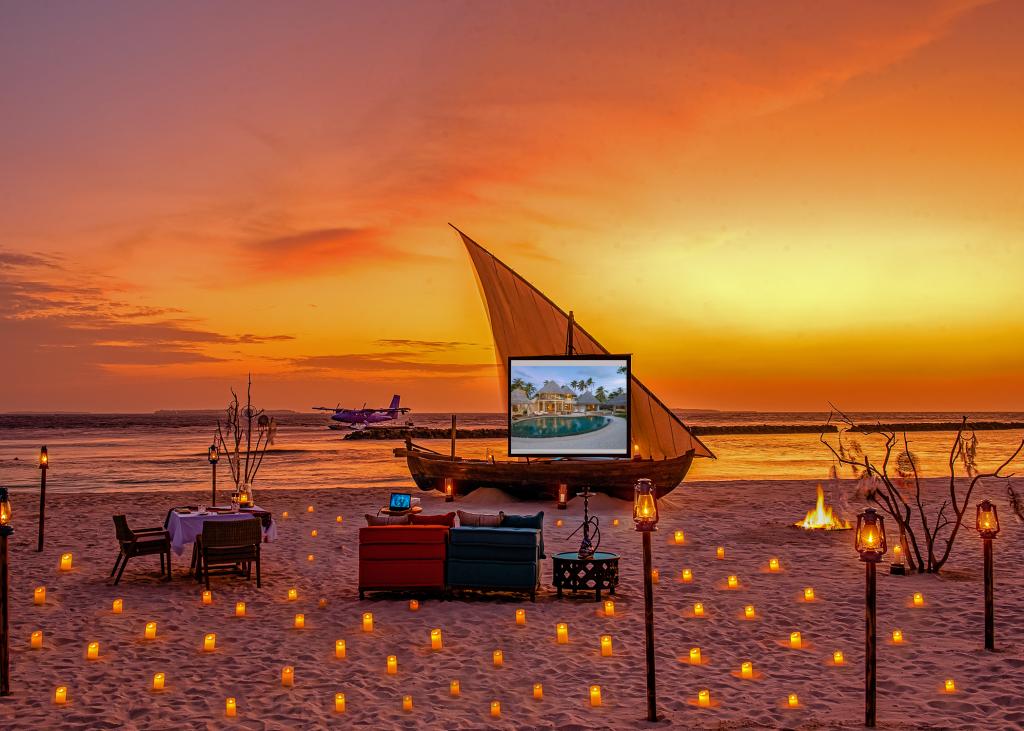 Viajar a Maldivas de luna de miel