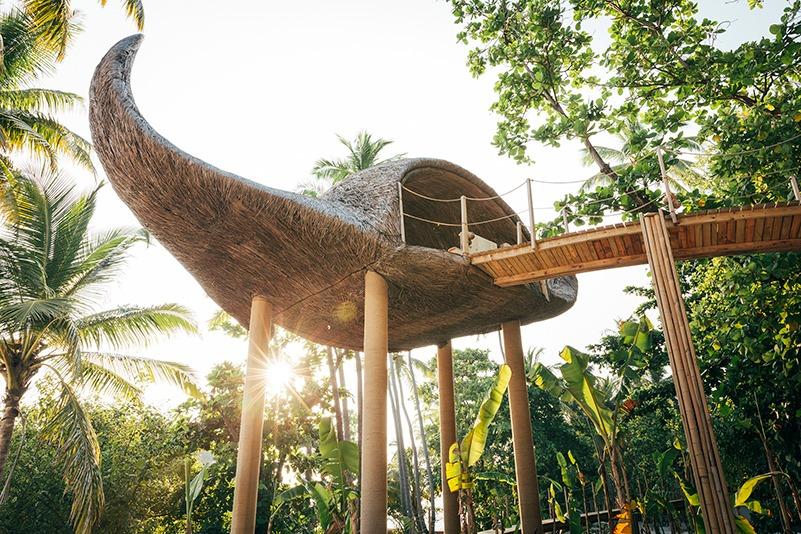 Resorts ecológicos en Maldivas