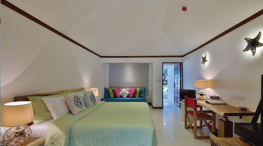 Alojamientos en Maldivas