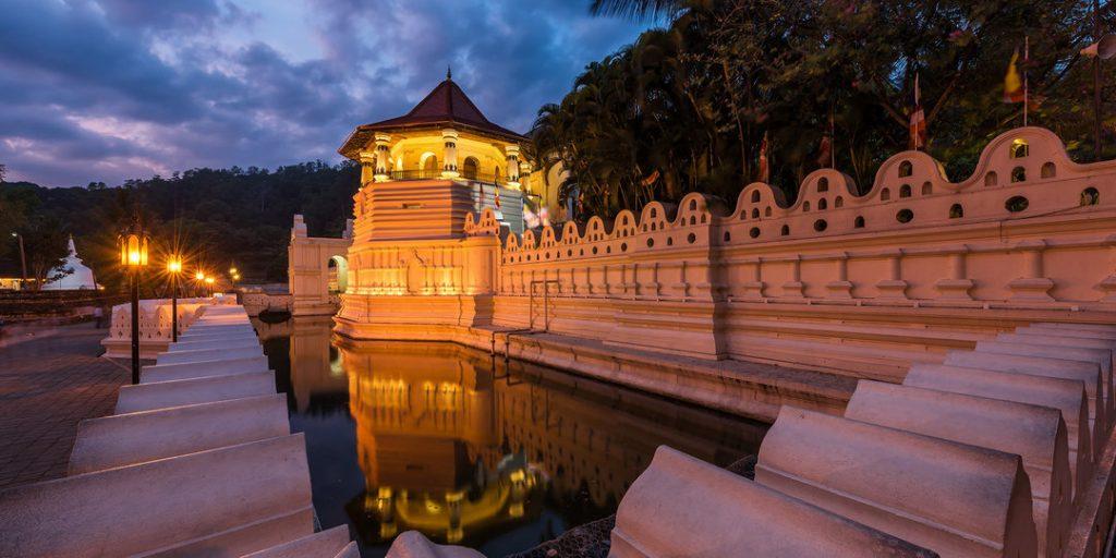 Templos de Kandy