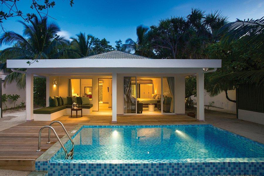 Resorts para familias en Maldivas