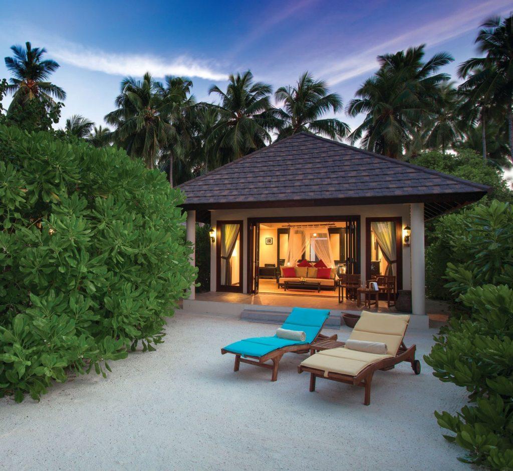 Resorts en familia en Maldivas