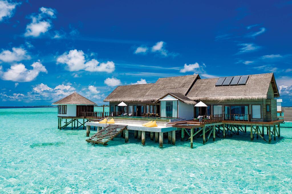 Repetir resort en Maldivas
