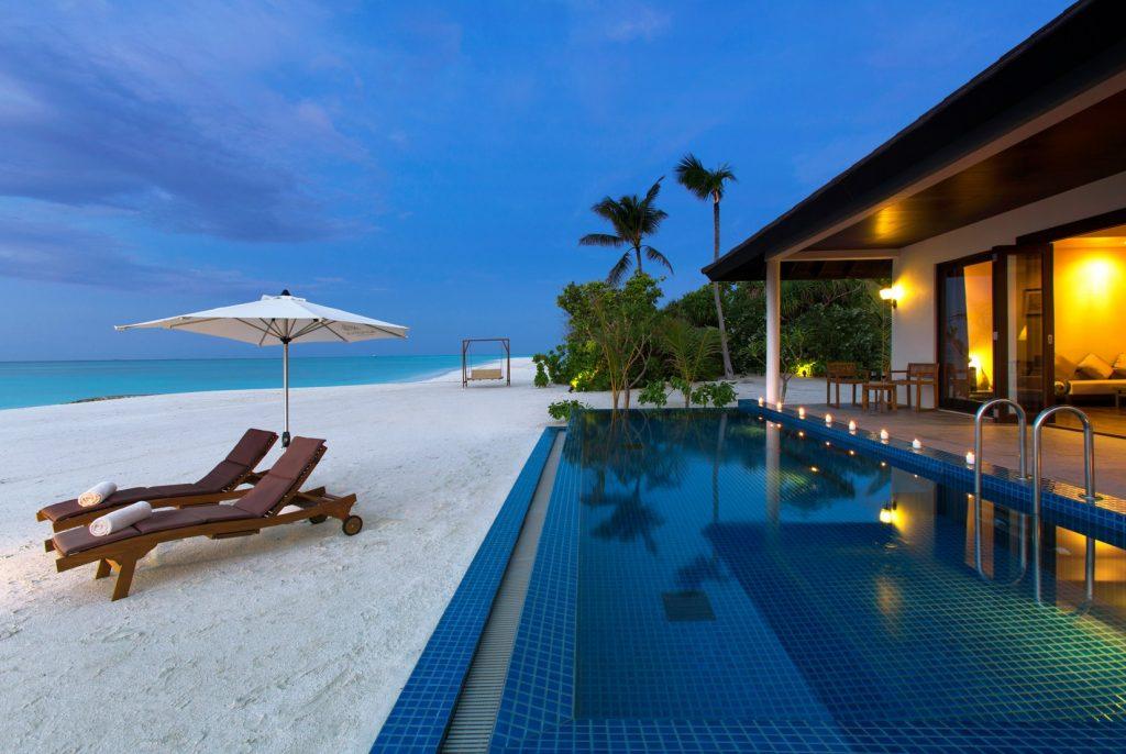 Resorts en Maldivas