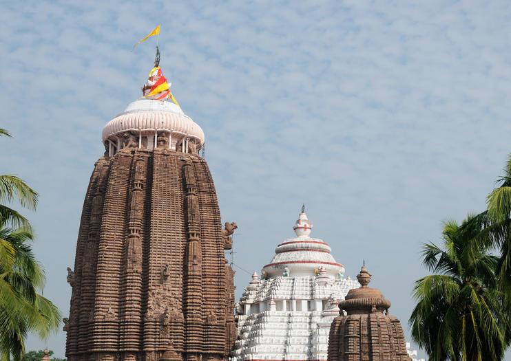 Templos del sur de India