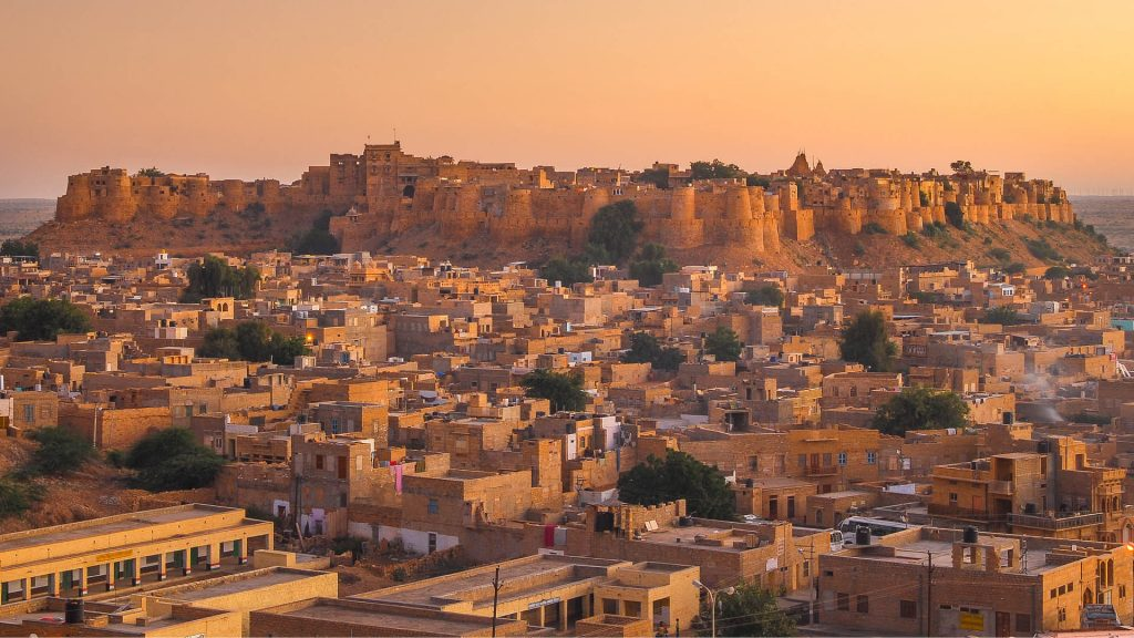Qué ver en Jaisalmer