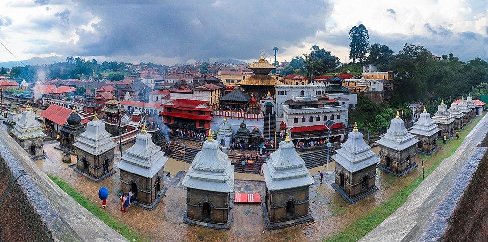Templos sagrados de Nepal