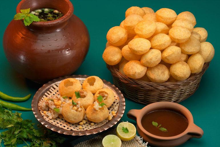 Snacks del subcontinente indio