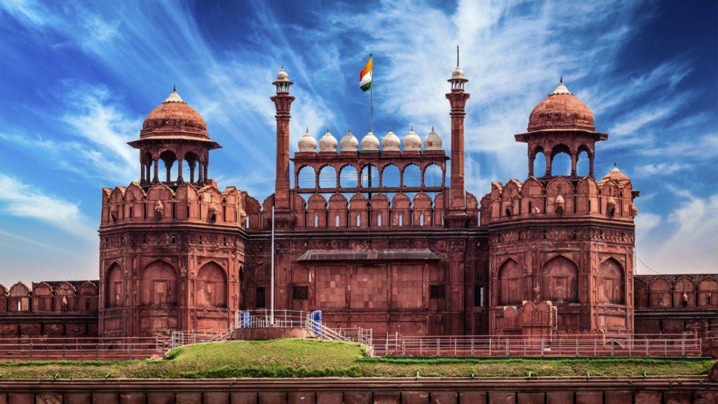 Mejores fuertes de India
