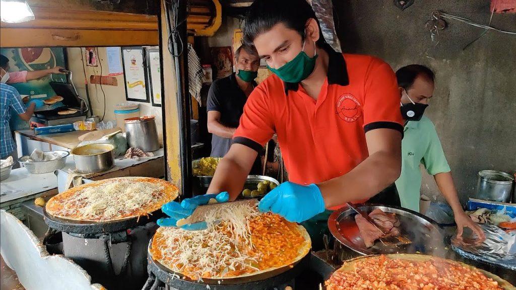 Comer en India en la pandemia
