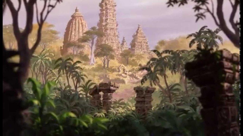 Lugares de El libro de la selva