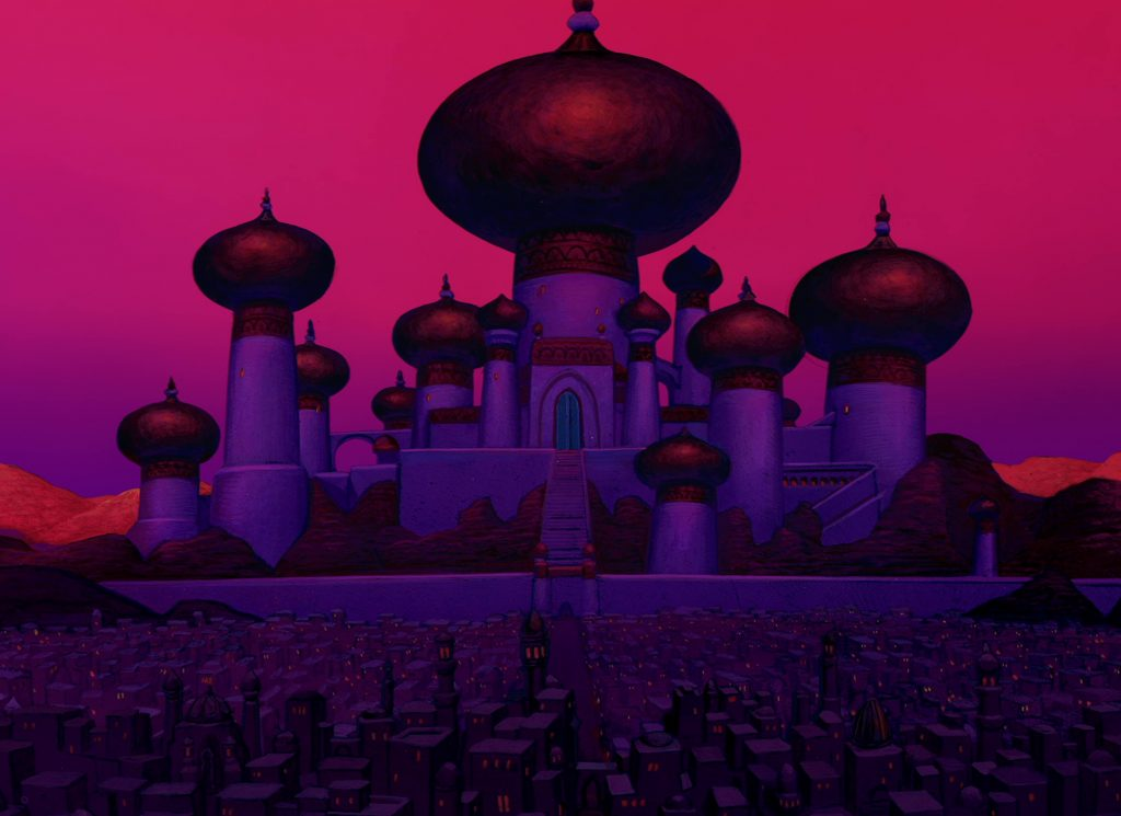 Aladdin India Disney
