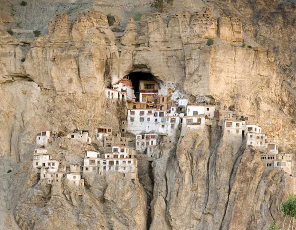 Monasterios perdidos de India
