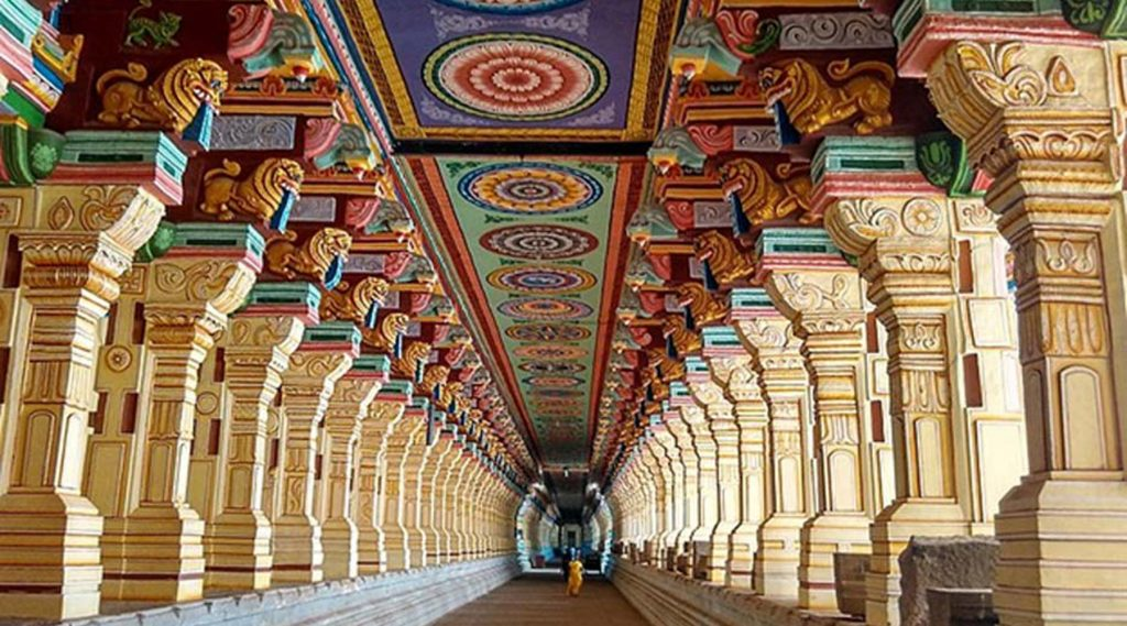 Corredor del Ramanathaswamy