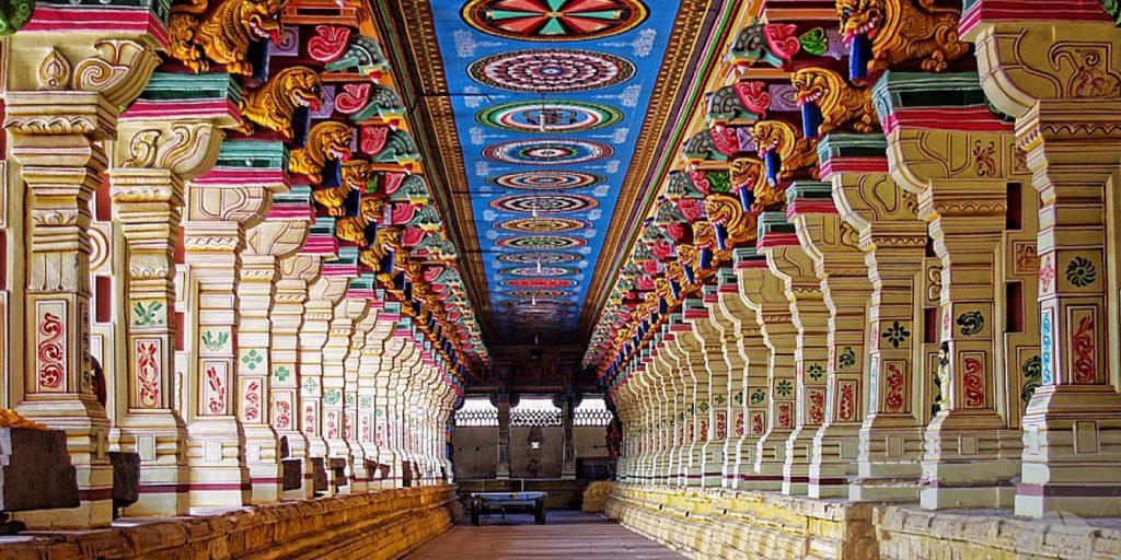 Ramanthaswamy Temple en Rameswaram