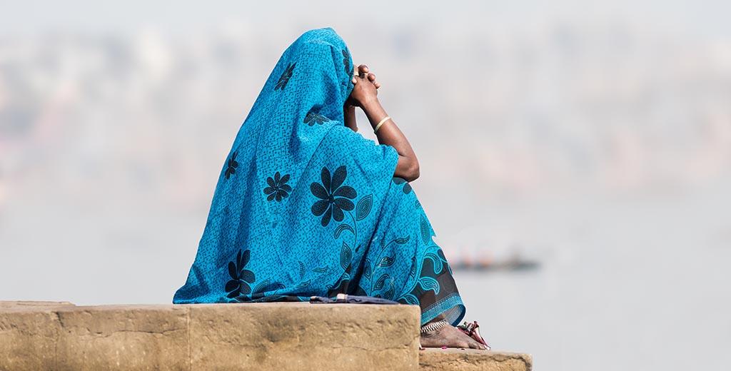 Lugares azules de India