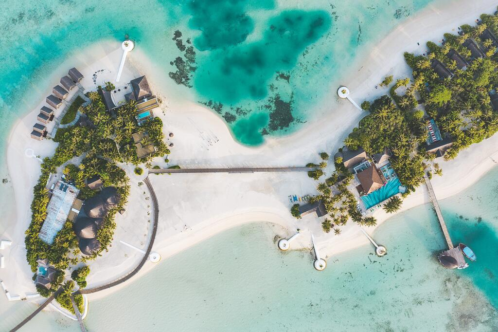 Mejores resorts de Maldivas