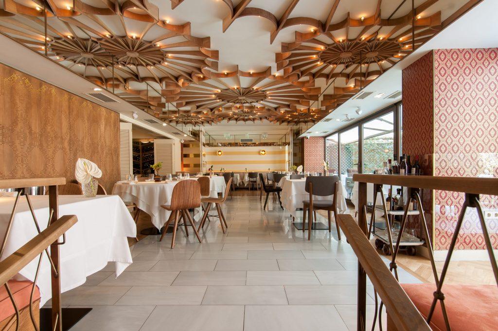 Restaurantes hindúes en Madrid