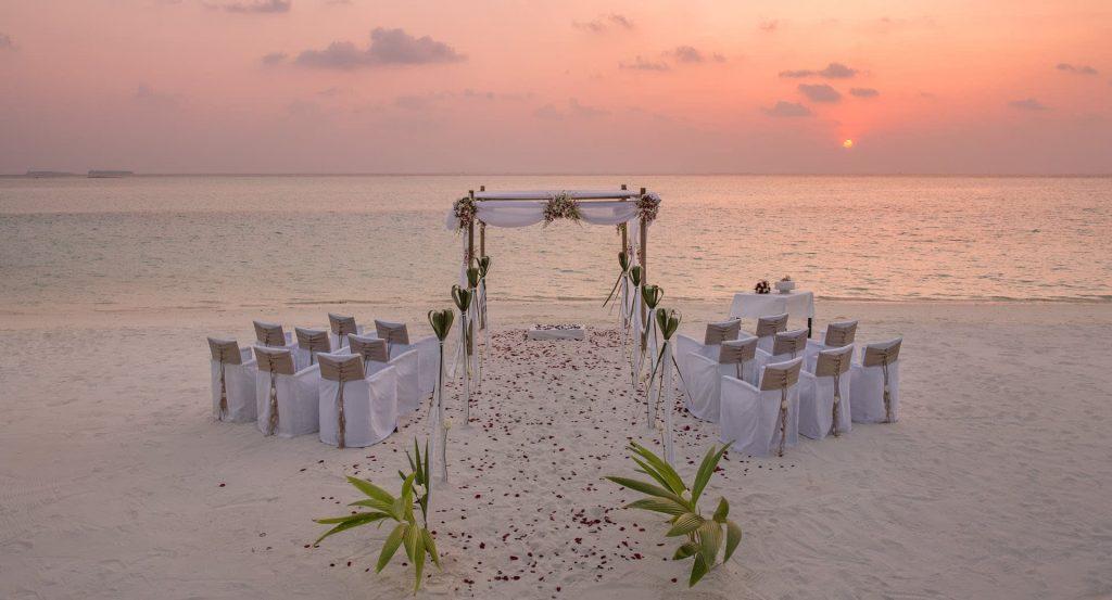 Casarse en Maldivas