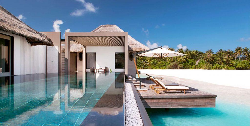 Hoteles con mayordomo en Maldivas
