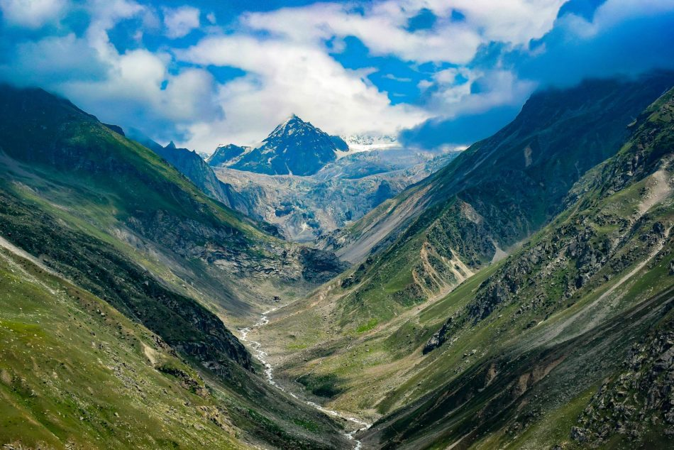 Visitar los Himalayas en India