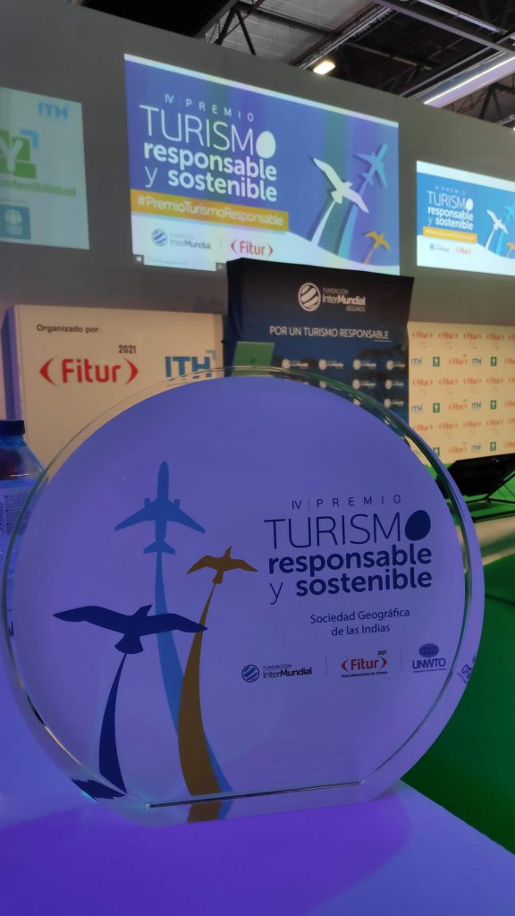 Premio Turismo Responsable y Sostenible
