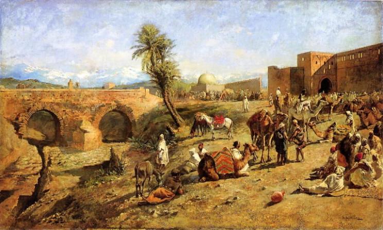Historia de la Ruta de la Seda