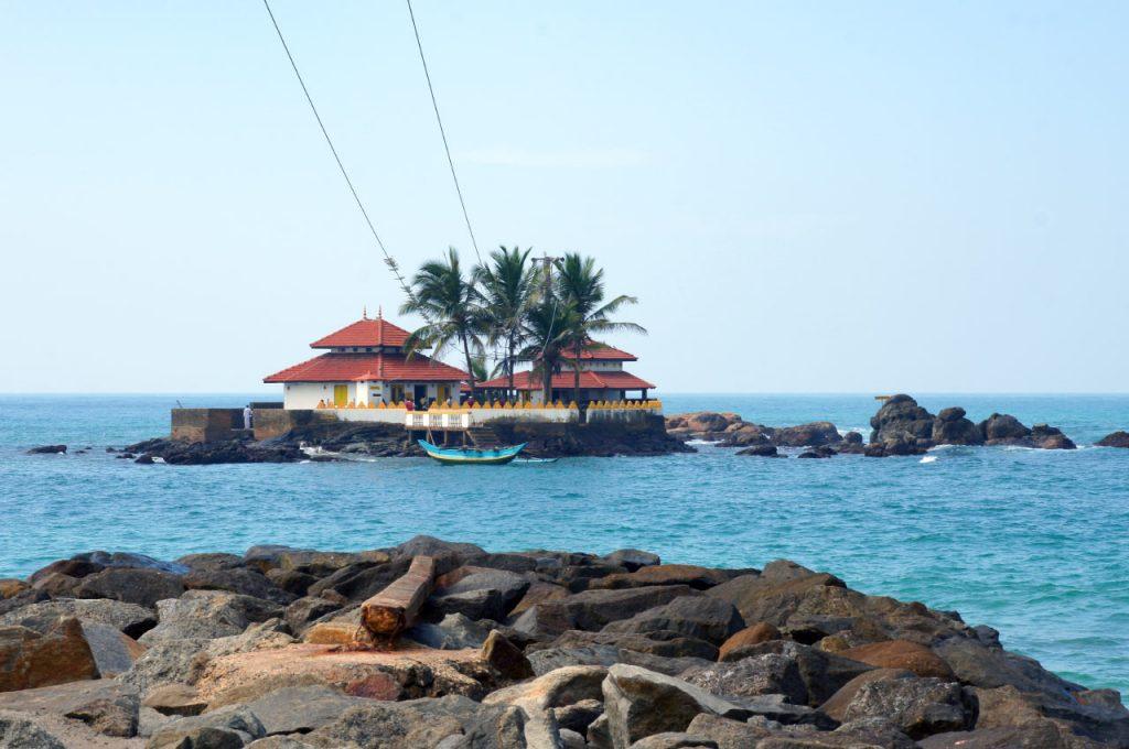 Islas en Sri Lanka