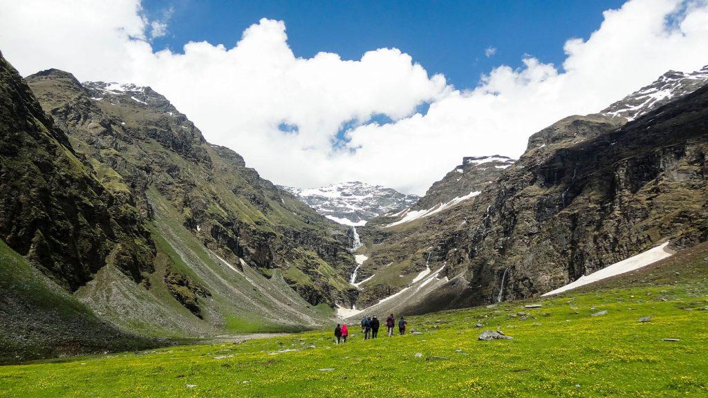 mejores trekkings en India