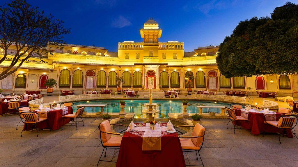 Hoteles palacio de Rajastán