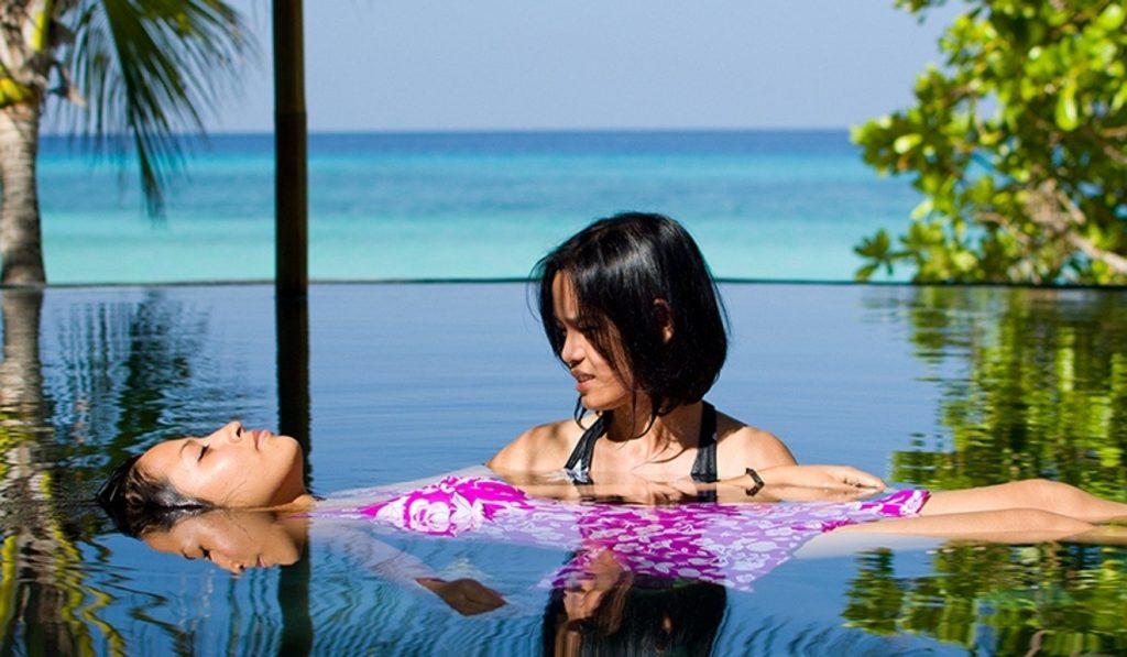 Turismo de relax en Maldivas