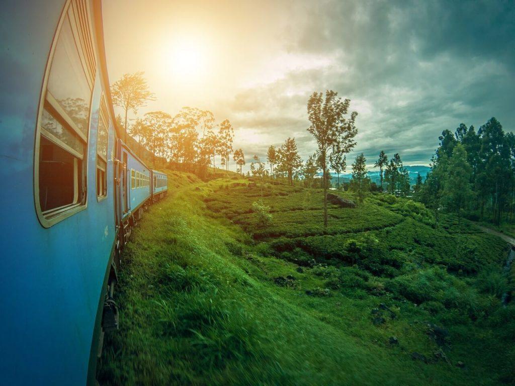 La ruta en tren más bonita del mundo
