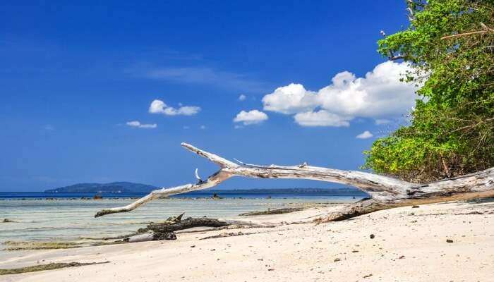 Las mejores playas de Andamán y Nicobar