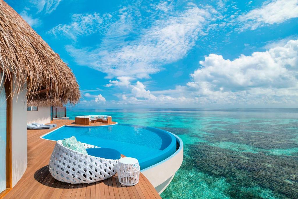 Mejores hoteles para parejas gay en Maldivas