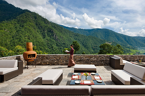 UMA Punakha (c) COMO Hotels and Resorts