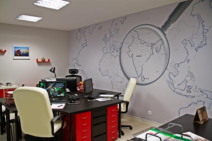 Nuestras oficinas madrid nueva delhi y agra sociedad geogr fica de las indias - Oficinas de adecco en madrid ...